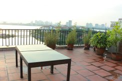 Duplex Apartment Hanoi views West lake