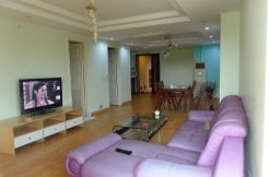 3 bedroom 2 bathroom apartments Ciputra Hanoi