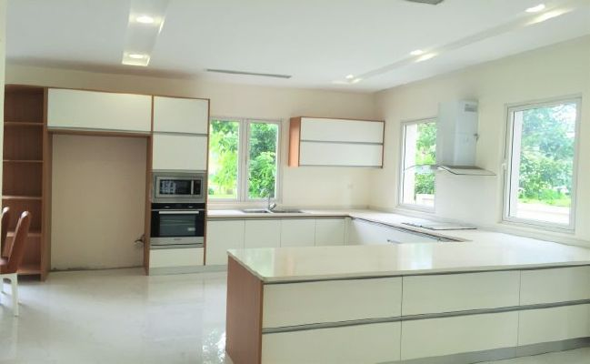 Vinhomes Riverside Villa Rental in Hoa Sua block
