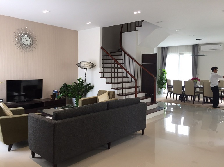 Vinhomes Riverside Hanoi Villa with 03 Bedrooms
