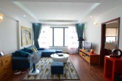Căn hộ 3 phòng ngủ tại Green Star