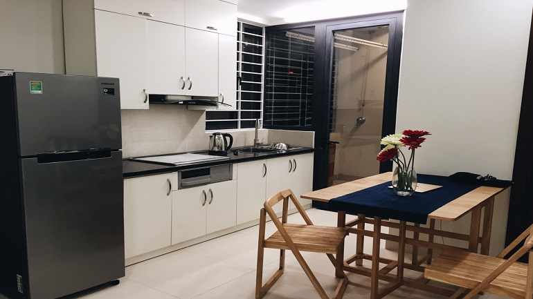 Cheap Apartment near Keangnam Landmark Tower  for rent
