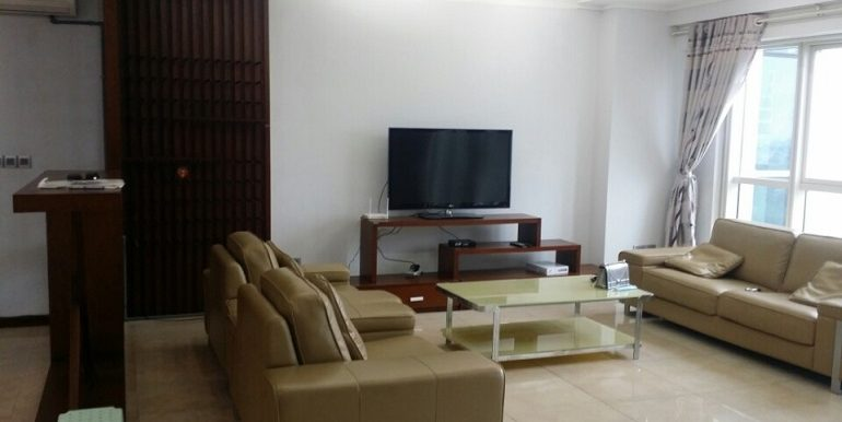 Apartment Ciputra Hanoi rental L building