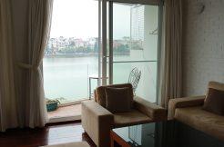 Lake view serviced apartment near West lake Tay Ho