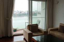 Lake view serviced apartment near West lake Tay Ho