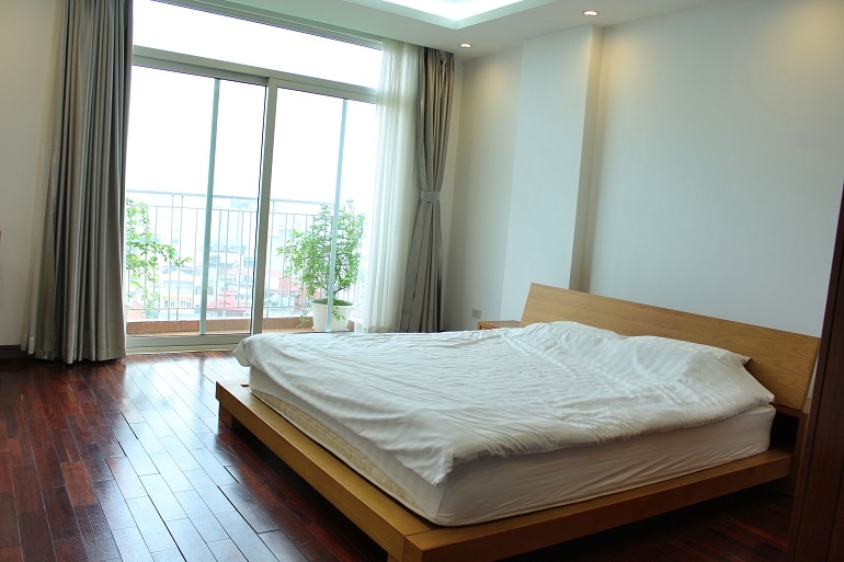 Serviced Apartment Tay Ho Westlake with 03 Bedrooms