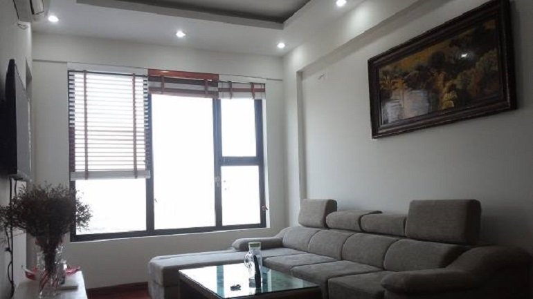 Apartment in Cau Giay for rent at Green stars residence