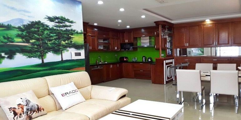 cho thuê căn hộ green stars