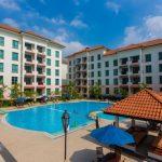 diamonKhách sạn Diamond Westlake Suitesd westlake suites apartments