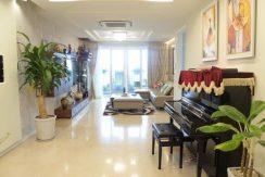 furnished apartment Ciputra Hanoi