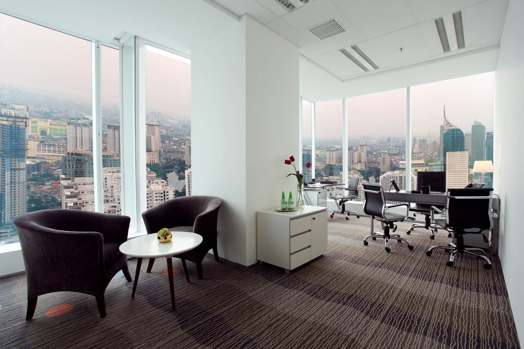 Serviced Office in Ba Dinh (CEO Suite Lotte)
