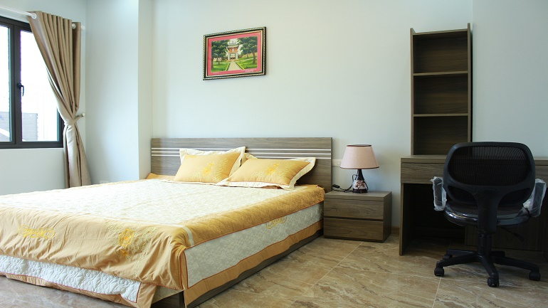 2 Large bedroom serviced apartment Dong Da for rent