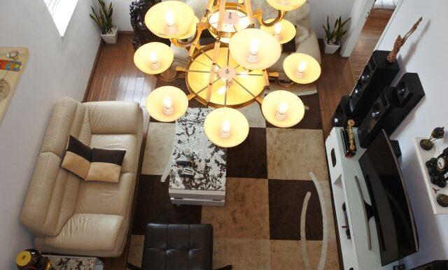 Duplex spacious apartment Ciputra