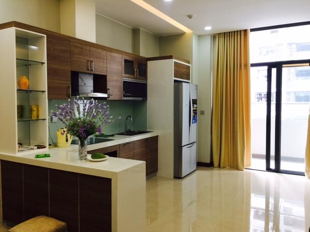 Trang An complex apartment 2 bedrooms and 2 bathrooms