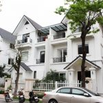 semi-detached villa vinhomes riverside hanoi