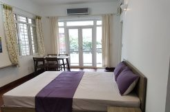 studio serviced apartment hoang ngan