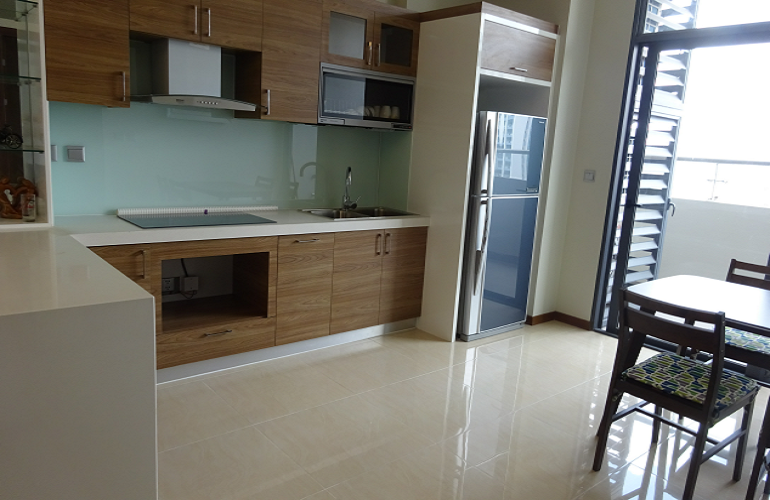 Trang An complex apartment 2 bedrooms with reasonable price