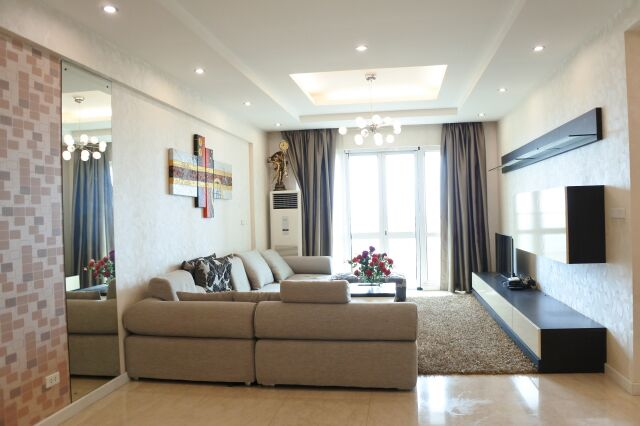 Large full furniture apartment Ciputra for rent