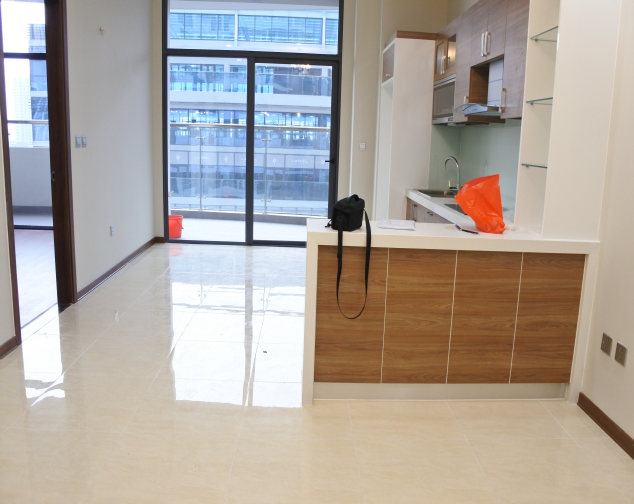 Unfurnished Apartment for rent in Trang An complex