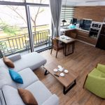 serviced apartment tay ho west lake