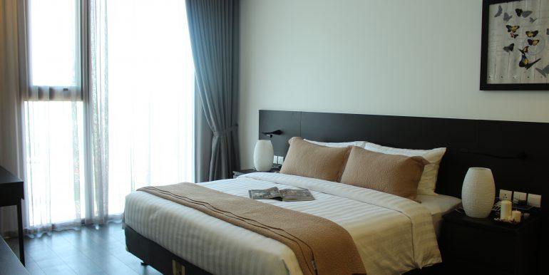 Căn hộ 2 phòng ngủ tại Somerset West Point