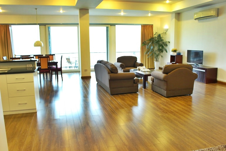 Dream apartment with the best location in Hanoi