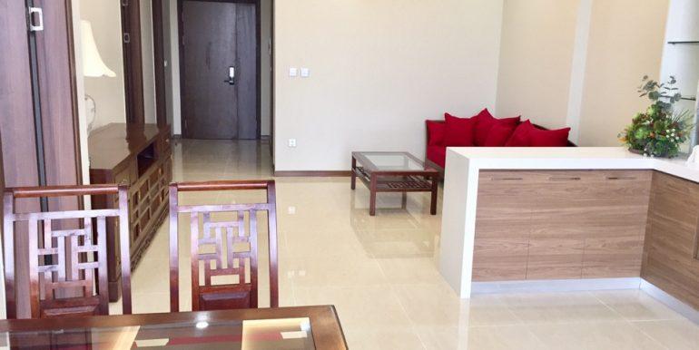 Cho thuê căn hộ tòa nhà Tràng An Complex, Cầu Giấy