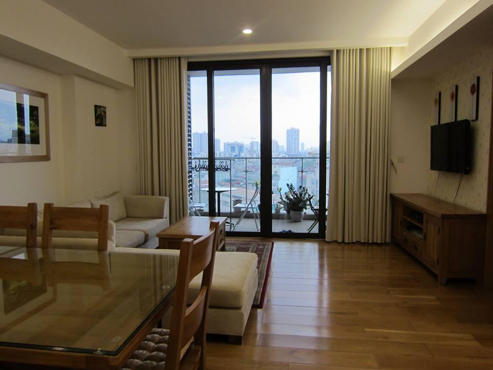 Cho thuê căn hộ Indochina Plaza, 239 Xuân Thủy, 3 phòng ngủ