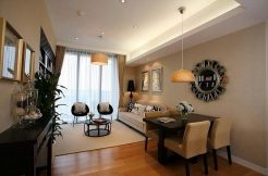 Cho thuê chung cư cao cấp Indochina Plaza