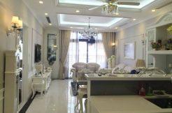 Cho thuê căn hộ royal city 3 phòng ngủ đủ đồ