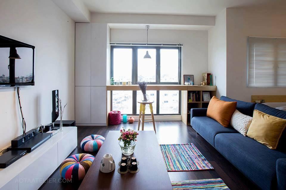 Cho thuê căn hộ Mulberry Lane, Mỗ Lao, Hà Đông, 1 phòng ngủ