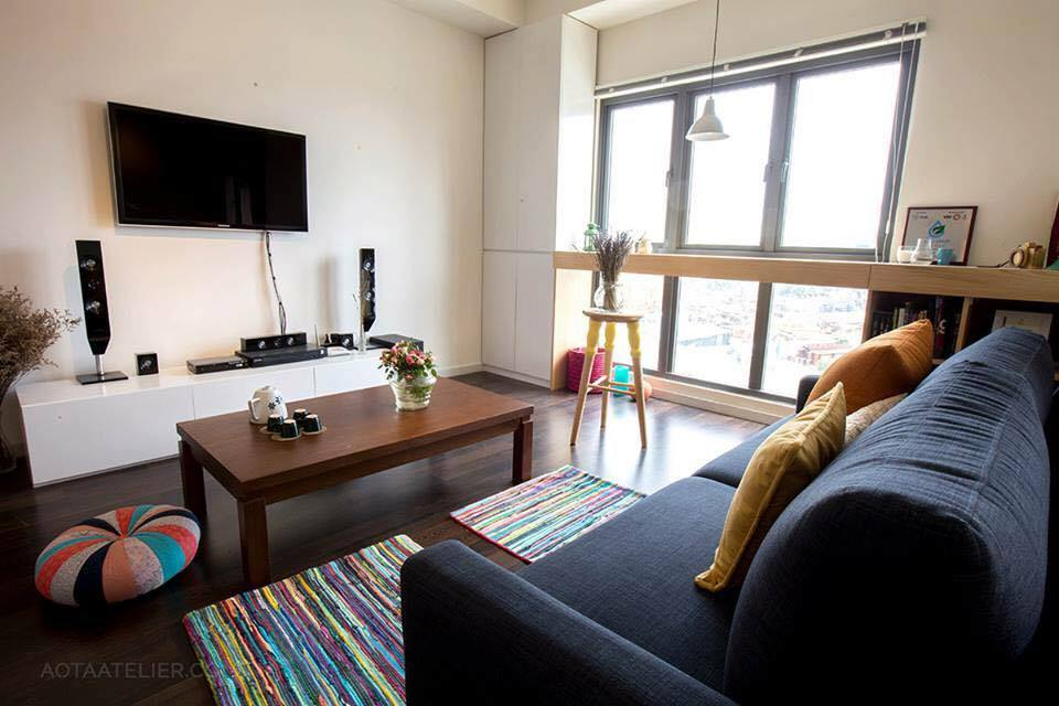 Apartment for rent in Home City, Trung Kinh, Cau Giay