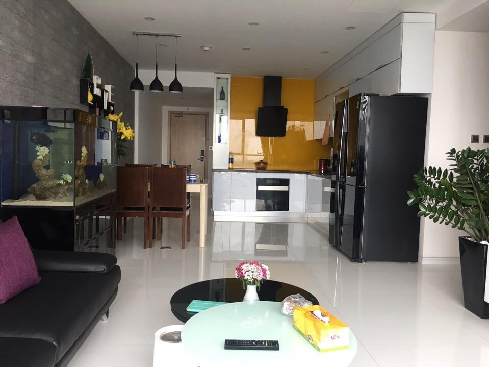 Cho thuê chung cư Thăng Long Number One, 3 phòng ngủ