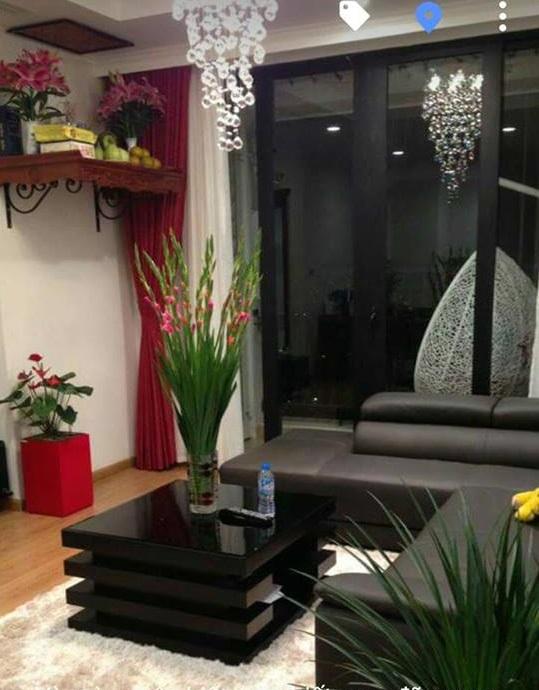 Cho thuê căn hộ 3 phòng ngủ tại Royal City, 72A Nguyễn Trãi
