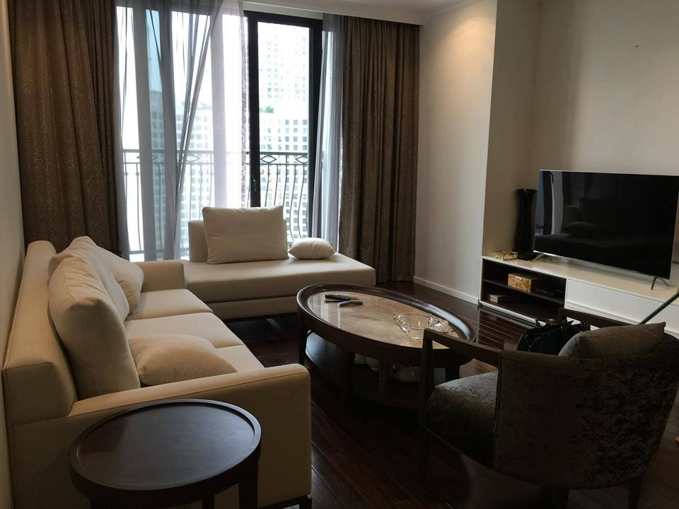 Cho thuê căn hộ Royal City, 72A Nguyễn Trãi, 3 phòng ngủ