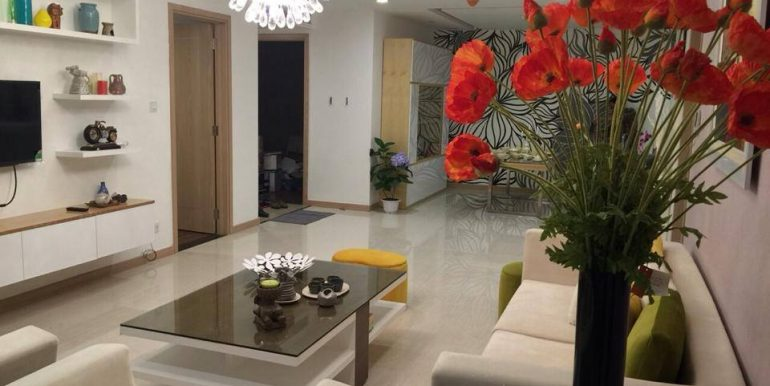 aparment in Thang Long Number One