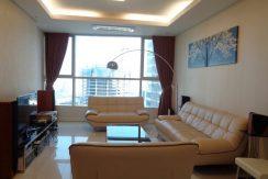 Cho thuê căn hộ tại Keangnam Landmark, 3 phòng ngủ, diện tích 108m2, 3 phòng ngủ, 2 phòng tắm, đầy đủ nội thất cao cấp.