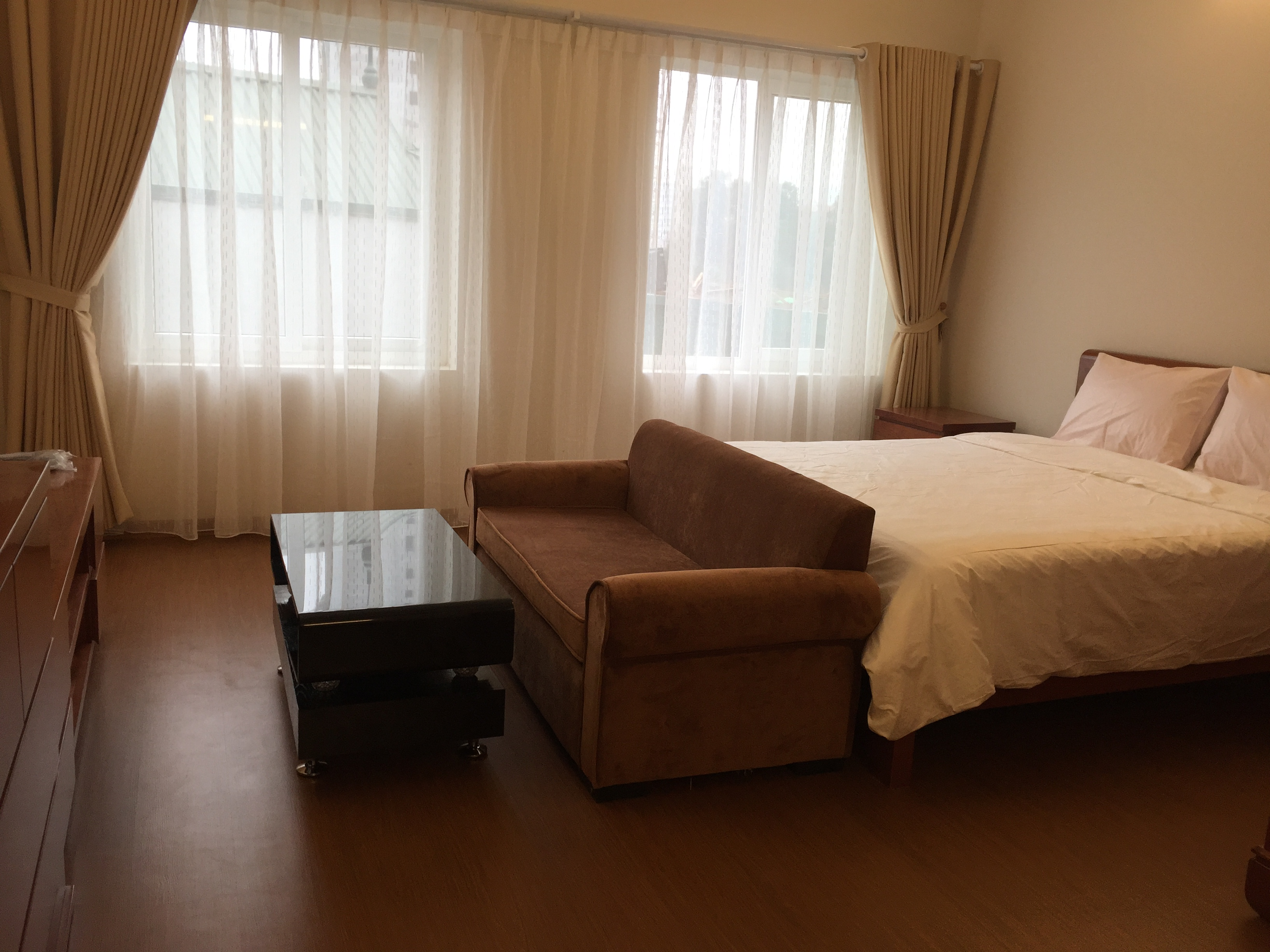 New brand serviced apartment in Ba Dinh district
