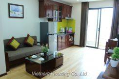 linh lang serviced apartment