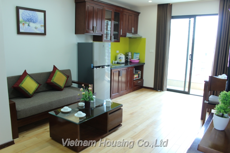 Cozy Linh Lang serviced apartment