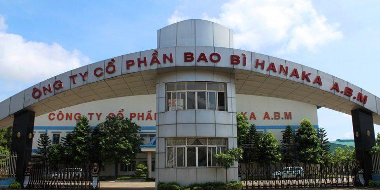 Công ty Bao bì Hanaka ABM - Đường 9