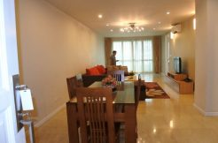 furnished Ciputra apartment