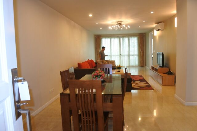 Full furnished Ciputra apartment rental with private space