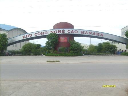 Cho Thuê Nhà Xưởng Khu Công Nghiệp Hanaka Bắc Ninh