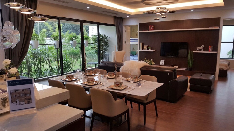 Well-designed Imperia Garden apartment for rent
