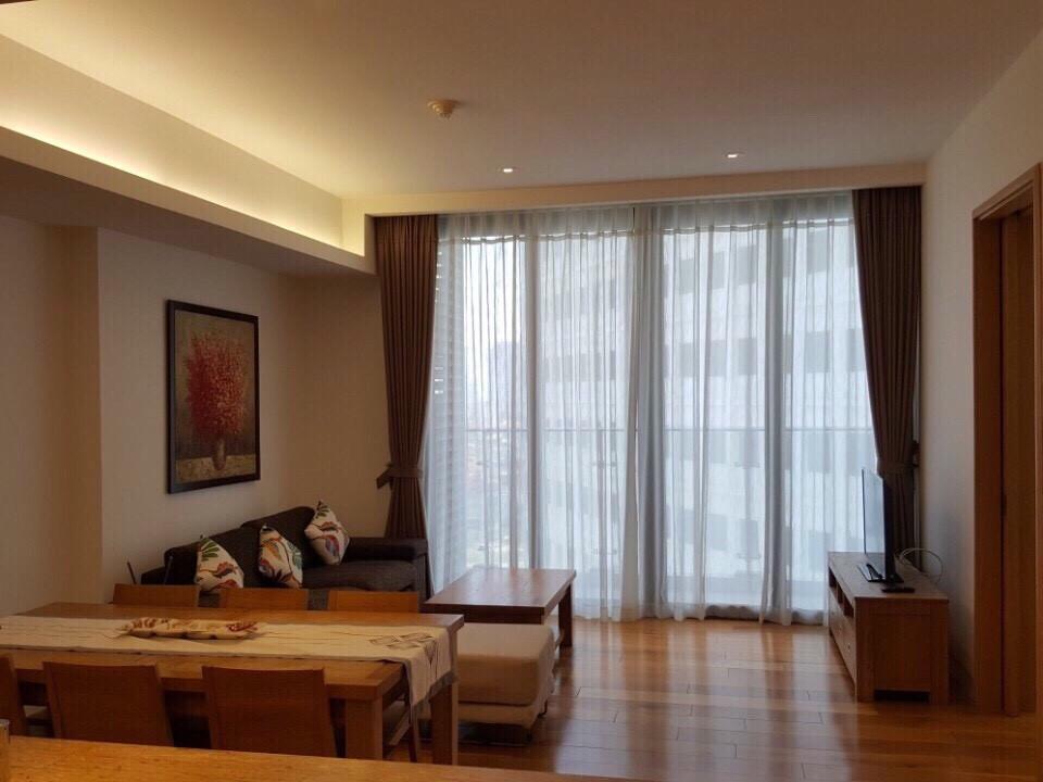 Cho thuê căn hộ cao cấp INDOCHINA 3 ngủ, đủ đồ
