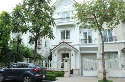 Cho thuê biệt thự cao cấp Vinhomes Riverside Quận Long Biên