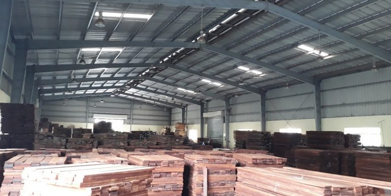 Warehouse & Factory for Lease in Dai Dong Industrial zone
