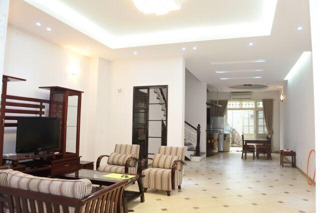 Furnished Villa Ciputra Hanoi, 126Sq. M, 4 Bedrooms