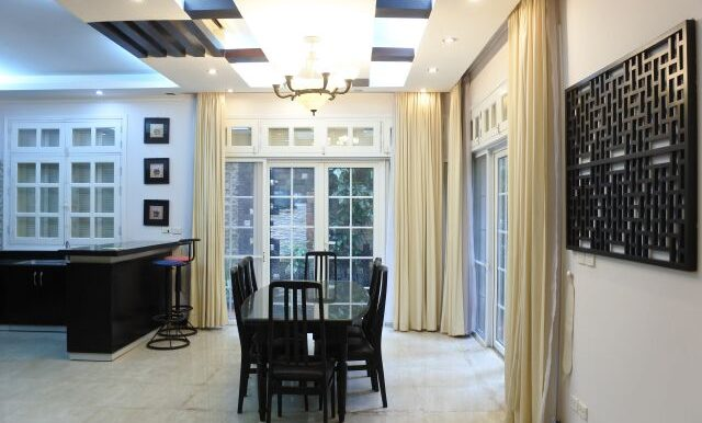 Fully furnished villa in Ciputra